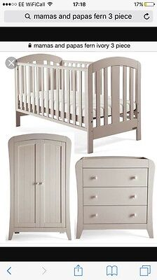 Mamas and Papas Fern Furniture Set