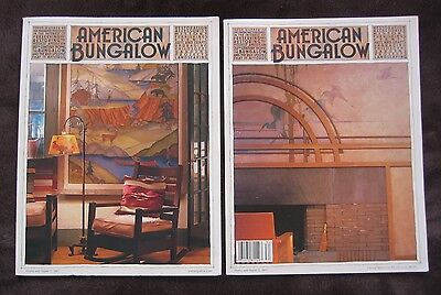 American Bungalow Magazines - Two back issues #34 and #46