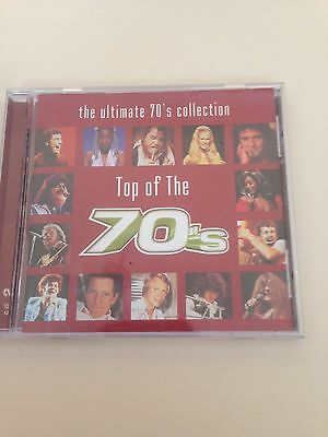 THE ULTIMATE 70's COLLECTION - TOP OF THE 70'S, CD2