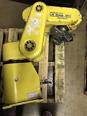 Fanuc Robot LR Mate 100i High Speed A05B-1134-B051 Arm Only (14352)