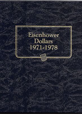 Eisenhower Complete Set of 32 Coins 1971-1978- BU & PROOFS + 1990 W & 1990 P COM