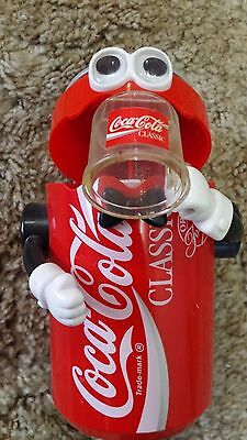 Coca Cola can Action coin bank VINTAGE