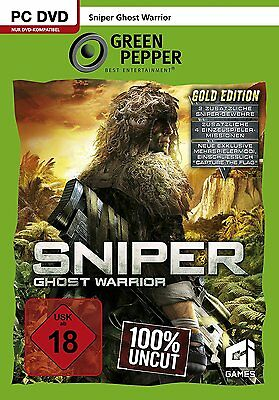 Sniper: Ghost Warrior - Gold Edition [German Version]