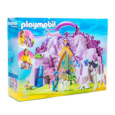 PLAYMOBIL® Fairies - 6179 - Einhornköfferchen Feenland Set NEU / OVP