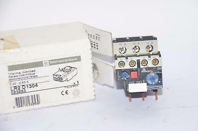 NEW Telemecanique LR2 D1304 Thermal Overload Relay