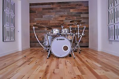 Yamaha Absolute Hybrid Maple Shell Pack Silver Sparkle (Pre-Loved)