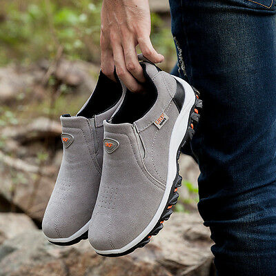 Men's Outdoor Athletic Shoes sports Sneakers Running Hiking Casual Breathable