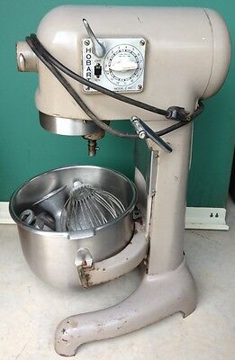 Hobart C-100T 10 Qt Commercial Mixer 3 Speed With Timer