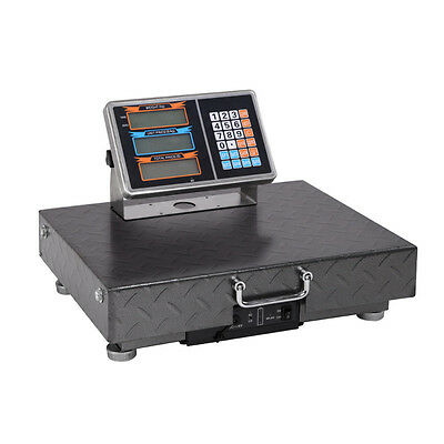Commercial Wireless Portable Battery Digital Fruit and Veg Markets Scales