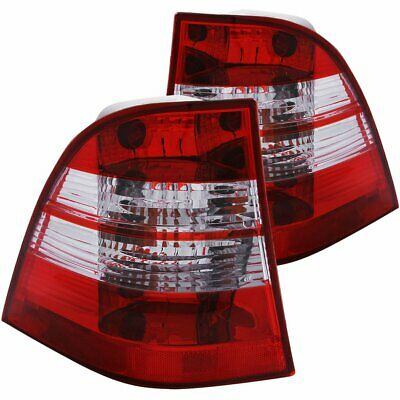 Anzo Tail Lights Lamps Set of 2 Driver /& Passenger Side New for Chevy LH 211014