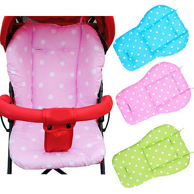 Pop Baby Stroller Seat Liner Toddler Infant Car Seat Mat Pushchair Thick Cushion