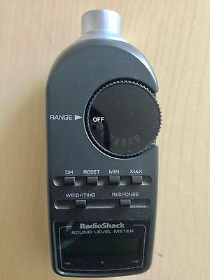 RadioShack Sound Level Meter