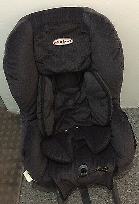 Safe-n-Sound Royale Convertible Child Seat