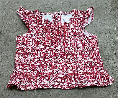 Pumpkin Patch Baby Top  - Size 0 (6-12 months)