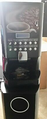 coffe and hot beverages vending machines