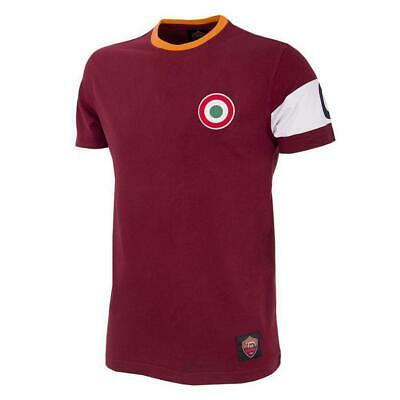 NEW AS Roma Captain T-Shirt by COPA Football