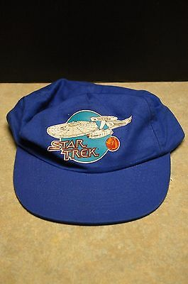 Vintage Original 1991 'star Trek' Snap Back Hat - Universal Paramount Industries