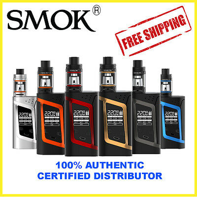 Smok Alien Kit 220W TC with TFV8 Baby Beast Tank 100% Authentic *WITH BATTERY*!!