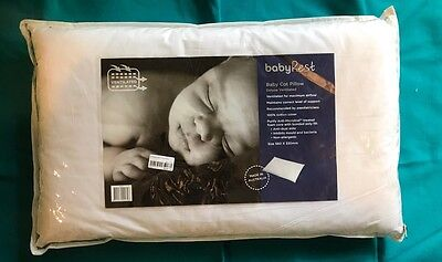 Baby Rest Baby Cot Pillow New