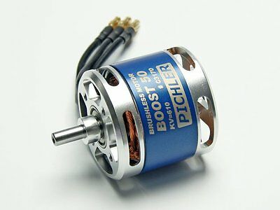 Brushless Motor BOOST 50   C3170  bis 4000g
