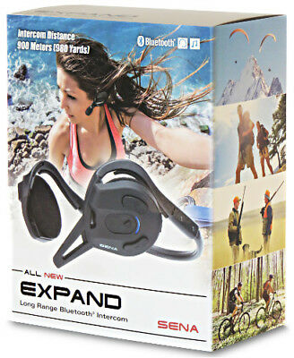 SENA EXPAND Bluetooth 3.0 Stereo Industrial MultiSports Headset - 8809277260962