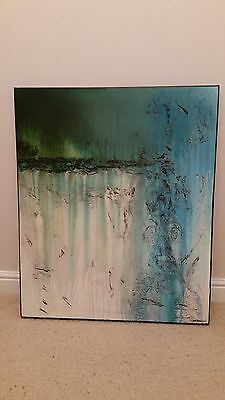 Abstract Modern Painting Canvas Wall Art Large Eloise