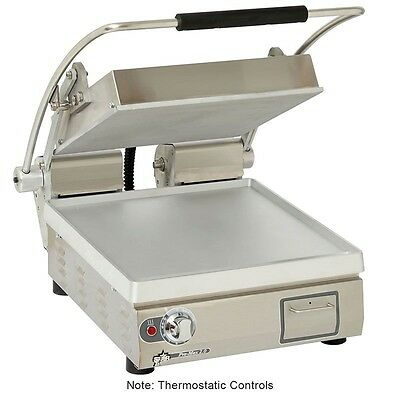 Star PST14T 14-inch Sandwich Panini Grill 2-Sided Cooking Griddle Aluminum