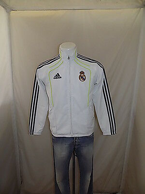 Adidas Real Madrid Jacket Giacca Track Top 14 Anni Years M5038