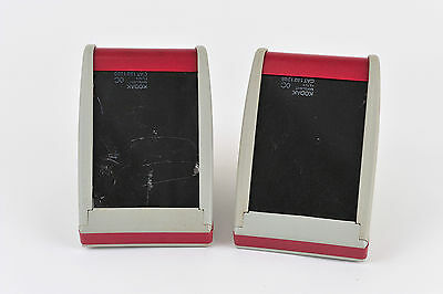 Kodak 2-Way Darkroom Safelights, set of 2, w/ 0C filters and bulbs