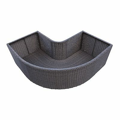 Corner Planter for Hot Tubs - Acrylic Spa Surround Furniture - 1 of 8 pieces