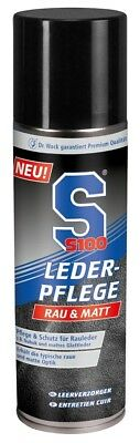 38,97 Eur/Litre - S100 Leather Care Rough and Matte 300ml Protection Moisture