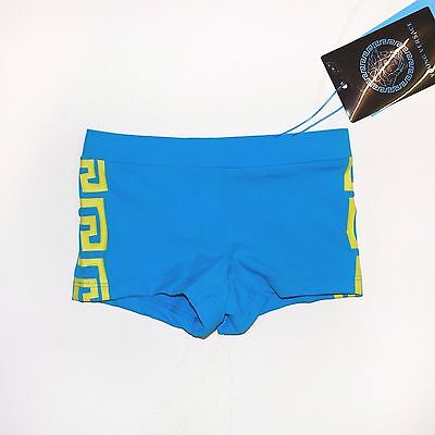 Cute Baby Boy Designer Swim Trunks by Versace - 3-6 months