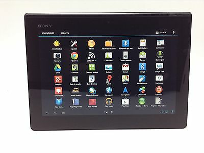 Tablet Pc Sony Sgpt114 9.4 16Gb 3G Libre 1973013