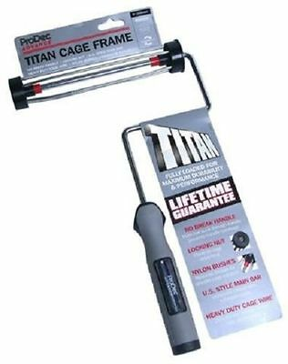 """Prodec Advance Titan Roller  Brush Cage Frame 9"""" x 1 3/4 Heavy Duty Top Quality"""