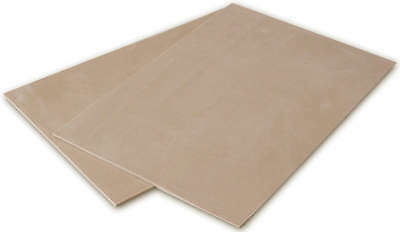 Spellbinders ENLARGED EMBOSSING PADS Emboss Tan Mat x 2 W-023