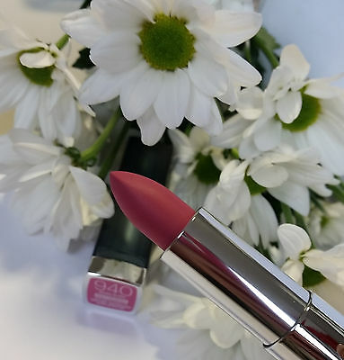 Maybelline Color Sensational Matte/Mat Lippenstift 940 Rose Rush Neu