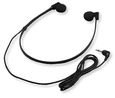 "Ultima 200 Transcription Headset with 3.5mm 1/8"" connector mono headset"