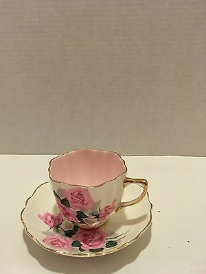 Old Royal vintage bone china cup and saucer excellent condition