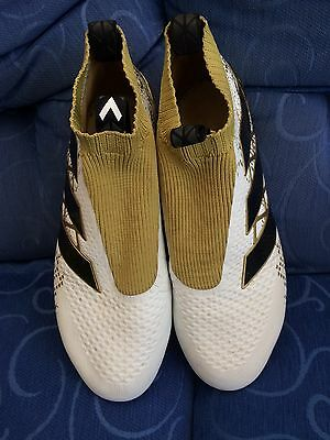 Men's Adidas ACE 16+ Pure Control StellarGold/white