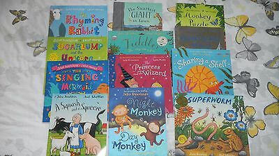 collection of Julia Donaldson children s books