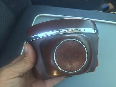 Vintage Zeiss Ikon Camera With Lens