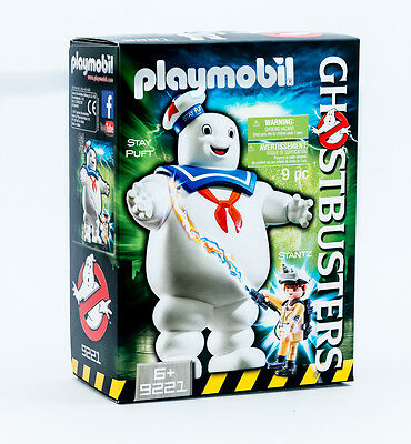 PLAYMOBIL® 9221 Ghostbusters  Stay Puft Marshmallow Man