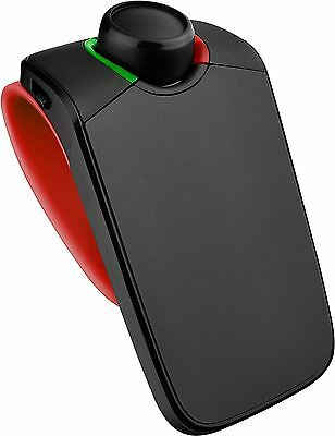 PARROT MINIKIT Neo 2 HD RED Bluetooth Mobile Phone Handsfree Portable Car Kit