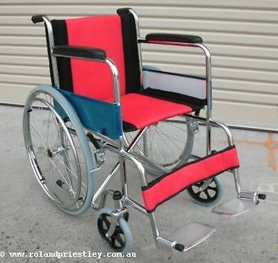 Self Propelling Wheelchair - NEW