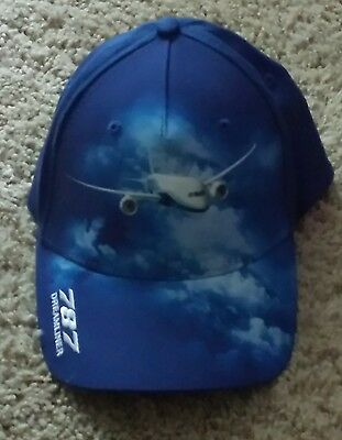 New Unisex Boeing Fitted Hat (Size Fits Most)!!!!