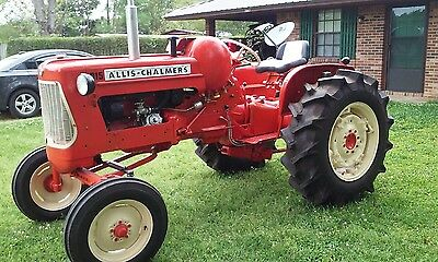 1958 Allis Chalmers tractor power steering ( Restored )