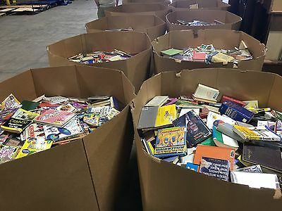 Books large lot over 7,000+ all kinds of books