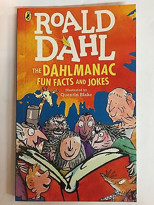 The Dahlmanac Fun Facts and Jokes - by Roald Dahl