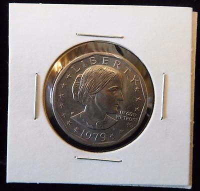 1979 Near Date Susan B Anthony Dollar in AU to UNC (C)