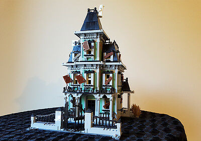 Lego 10228 'Monster Fighters HAUNTED HOUSE' **Retired**